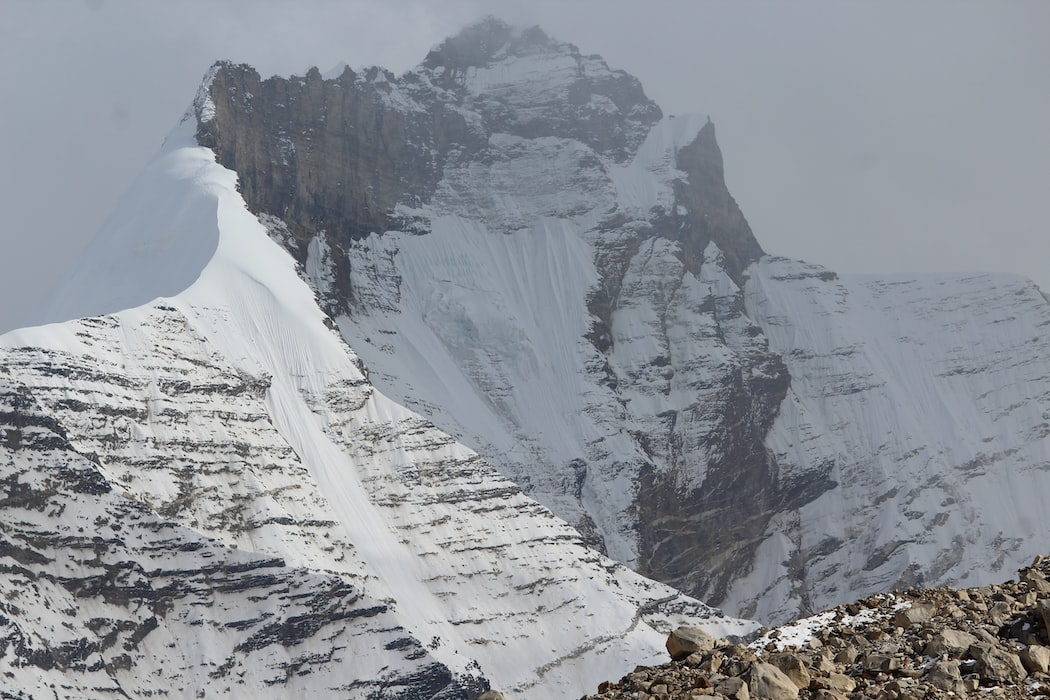 Snowy Rohtang pass