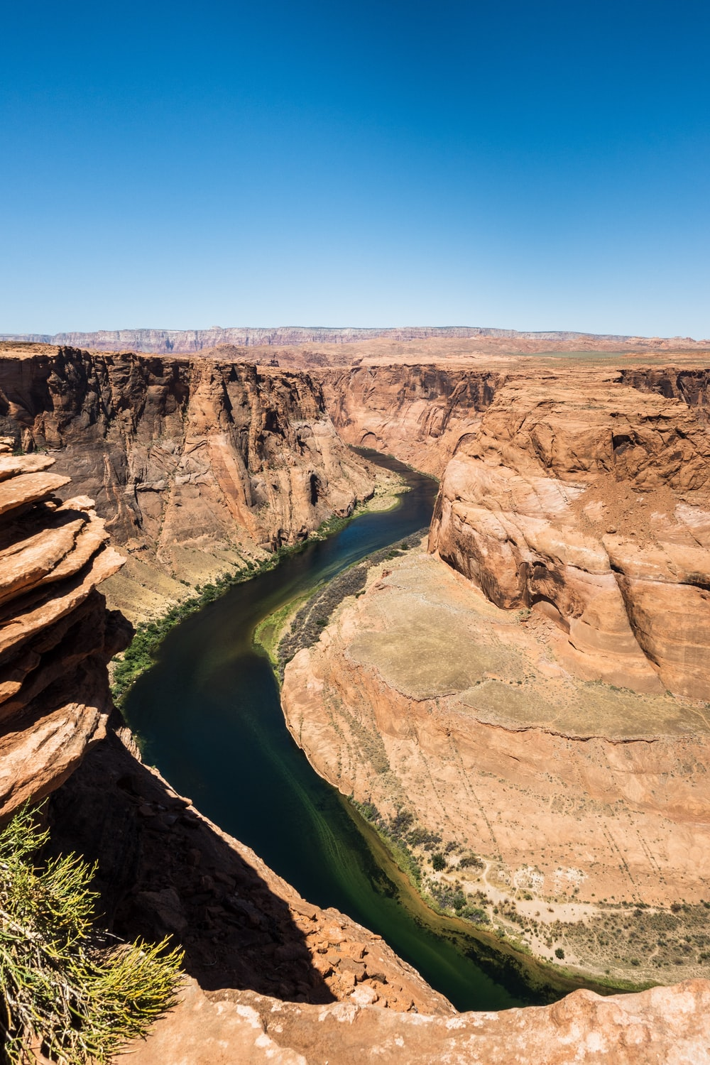 river in a canyon