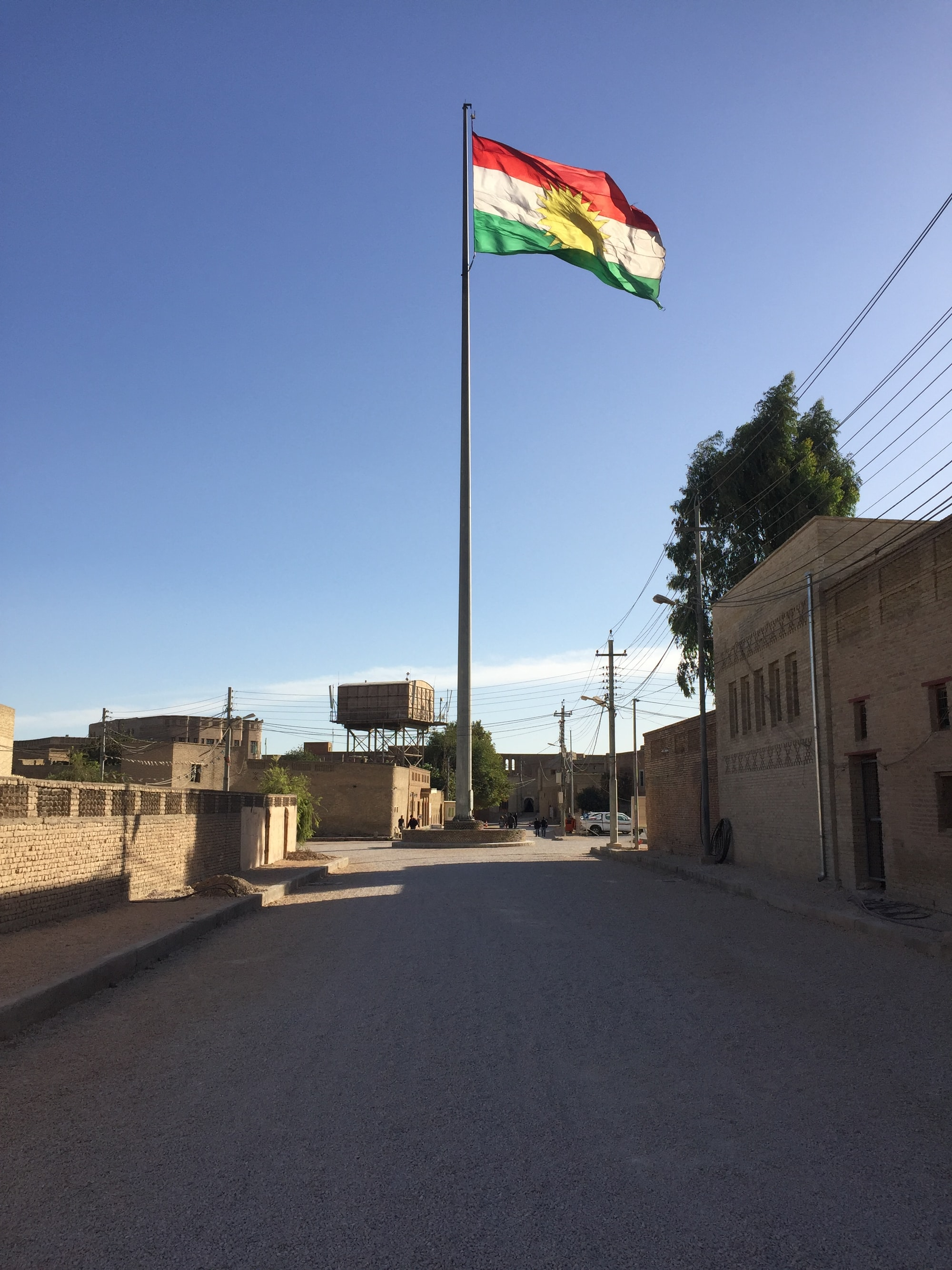 Marianna Charountaki: The Kurdish Referendum