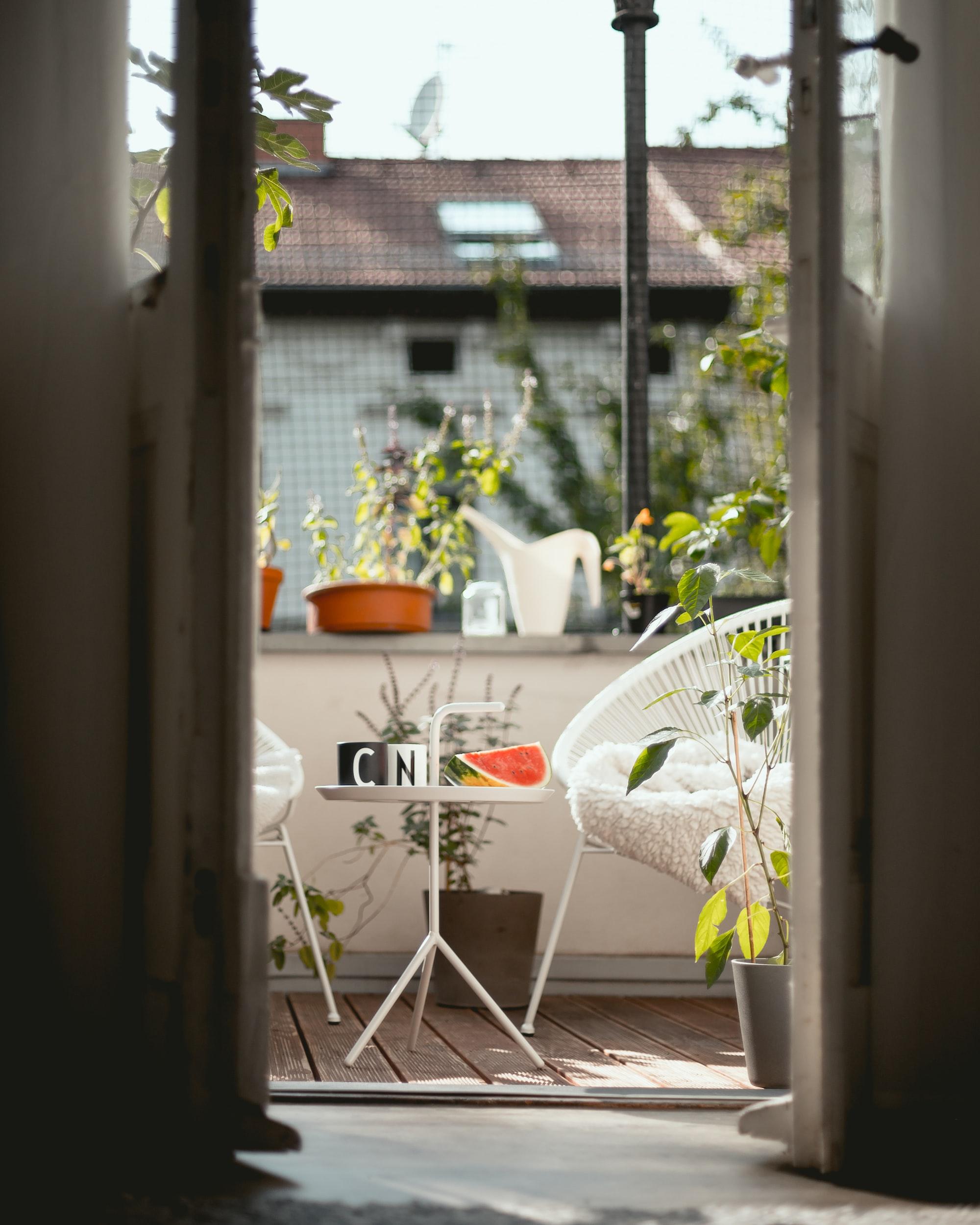 Balkon Dekorasyonu - Dekorasyon Önerileri & Trendler, Kendin Yap Fikirleri