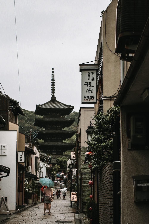 black pagoda temple