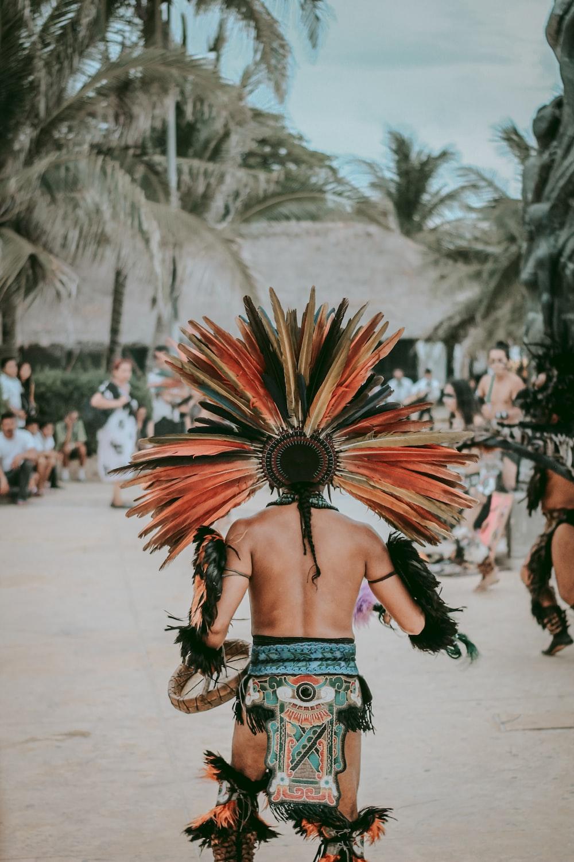 ¿Cuáles son los personajes del carnaval de Punta Cana?