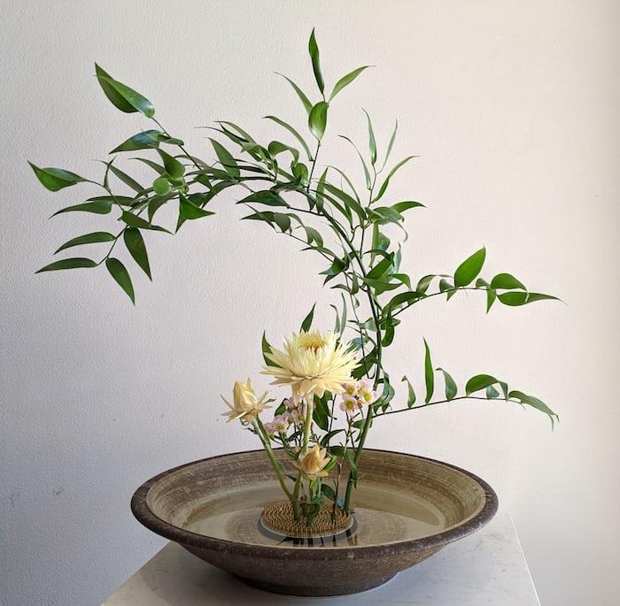 Kursus daring Tsinghua University - Flower Arrangements in China and Japan