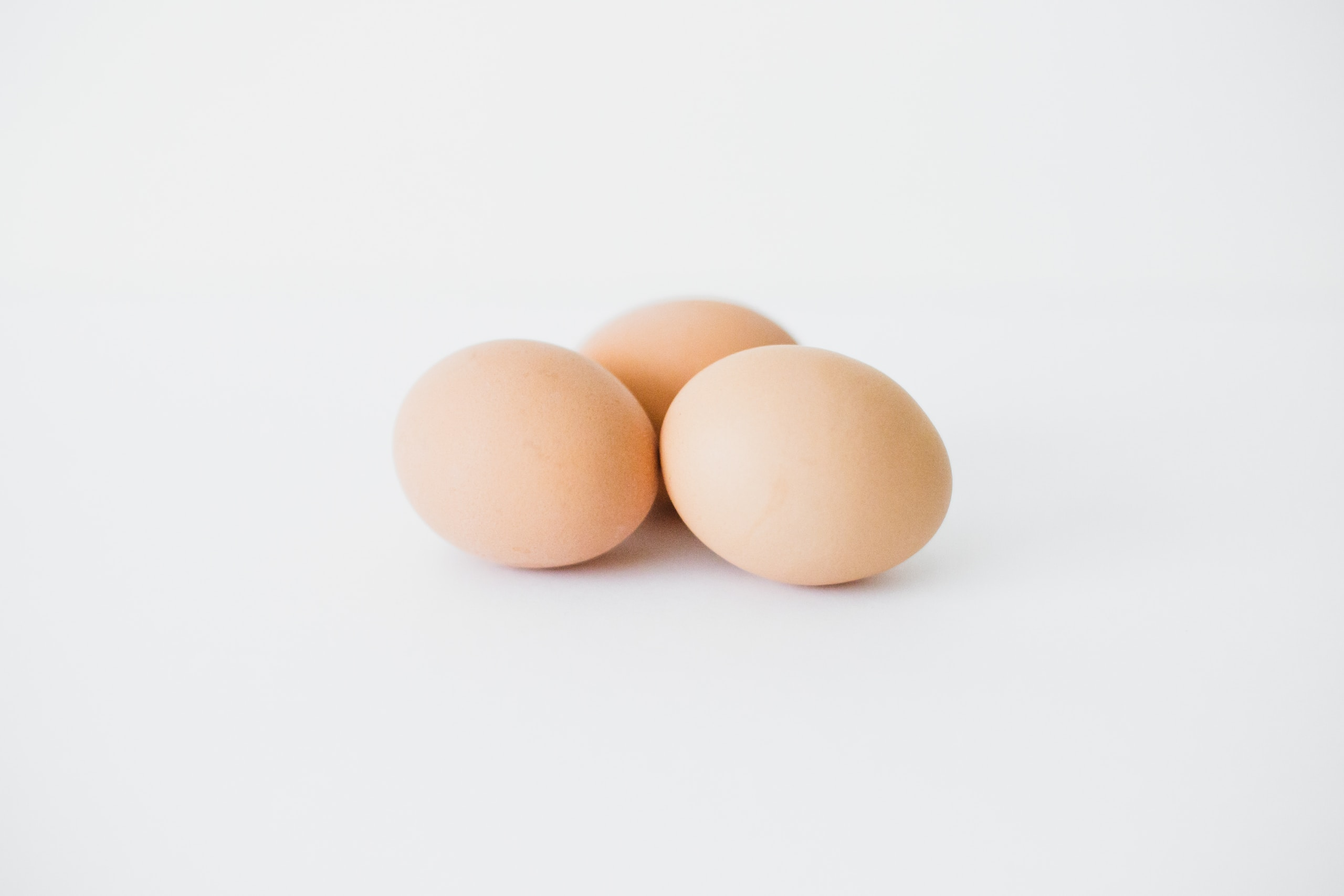 In trying times, hard boiled eggs are a warm hug