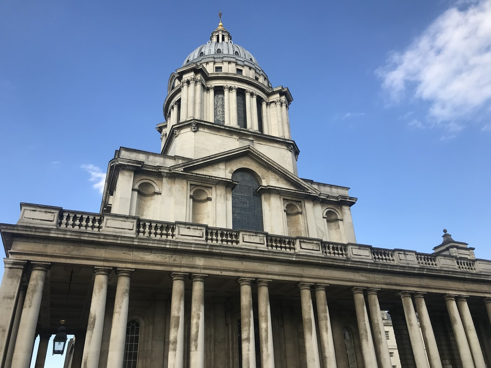 brown dome building under blue sky