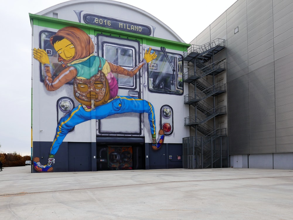2016 Milano wall art