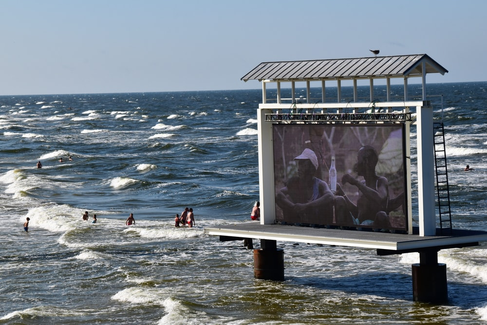 A floating cinema with socially distanced boats is coming to Orlando