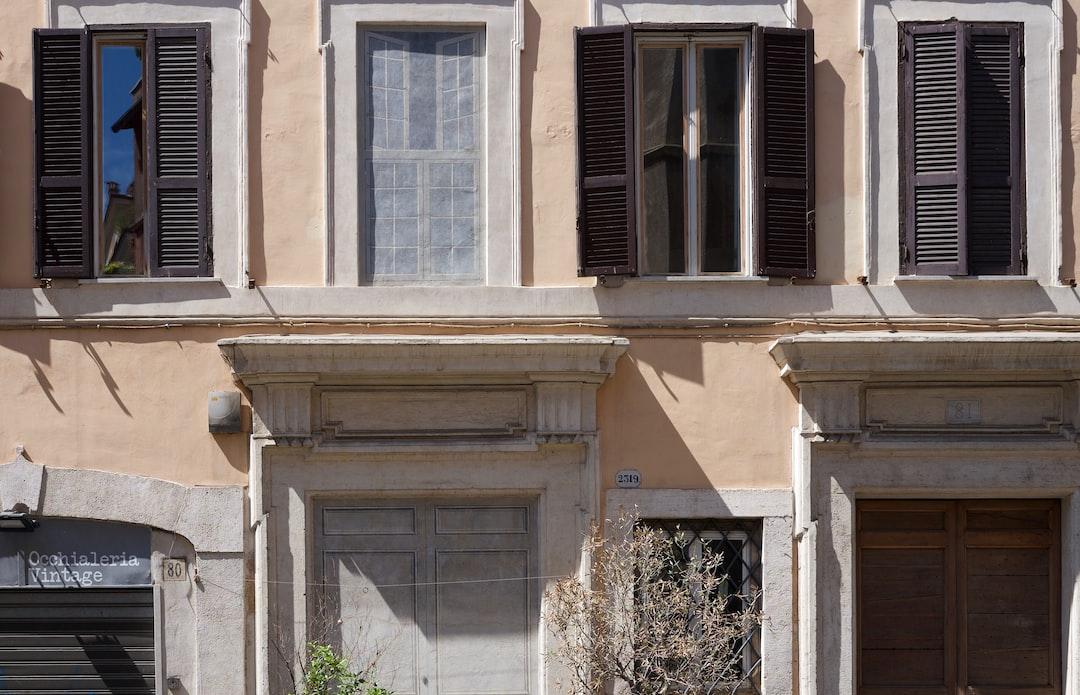 trompe l'oeil in Rome