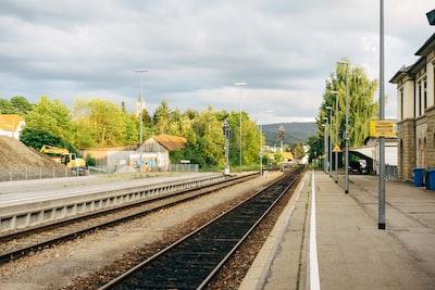 Regionalbahnhof Hechingen