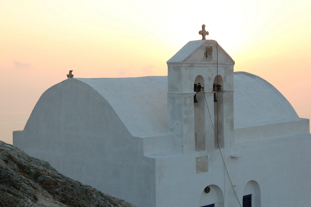 Church of Iannhs, Serifos