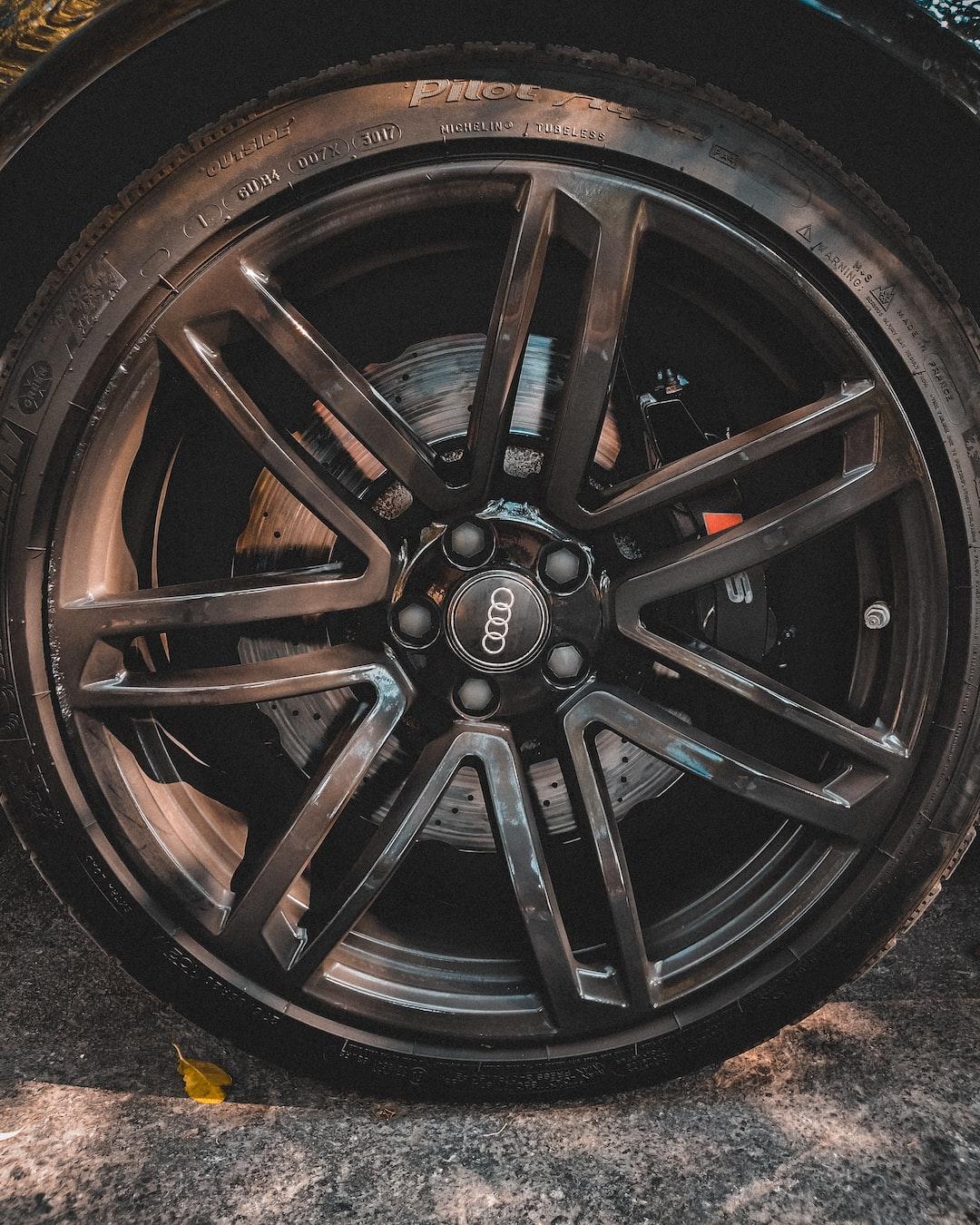 Audi RS6 Wheel