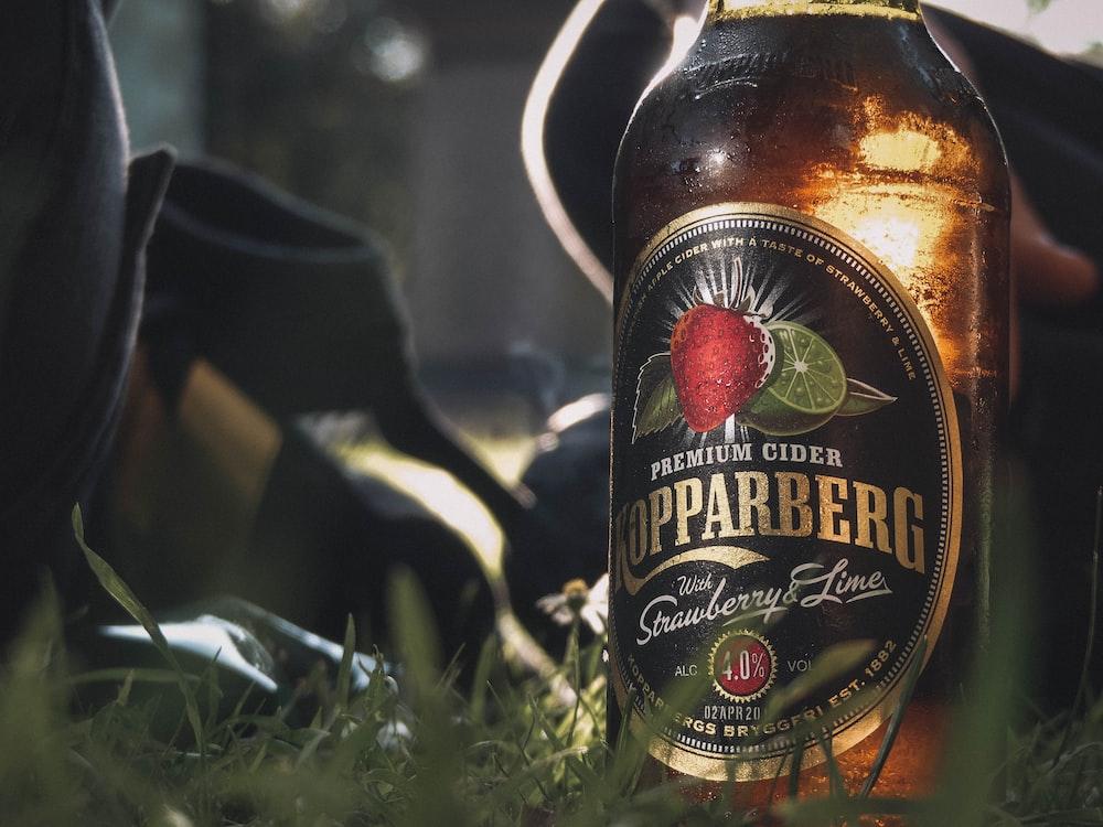 Premium Cider Copparberg