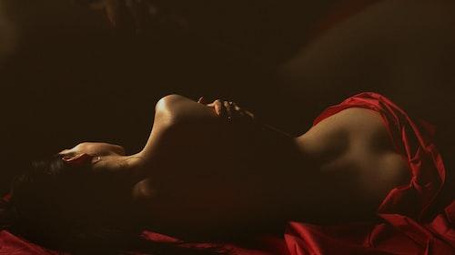 Women Sleeping Naked
