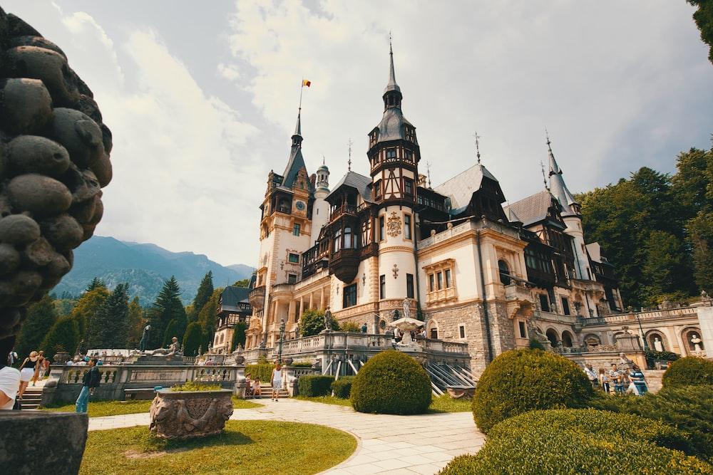Chateau de Peles Roumanie Visiter