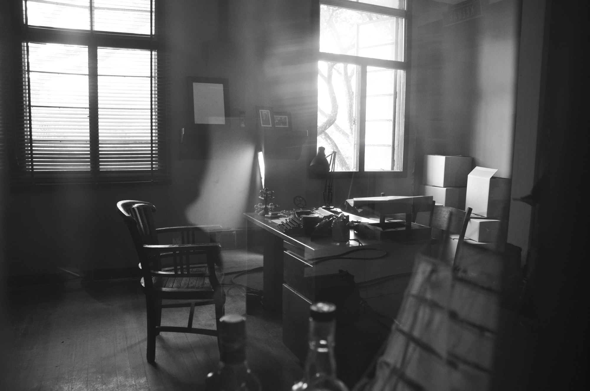 ◎ Drafts №11 | Hard-Boiled Detectives & Psychoanalysts