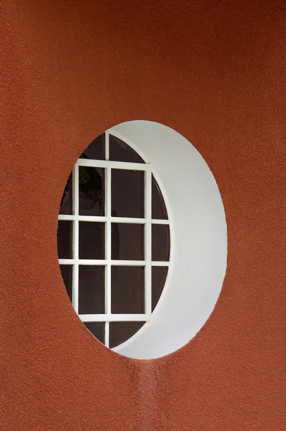 brown painted walal