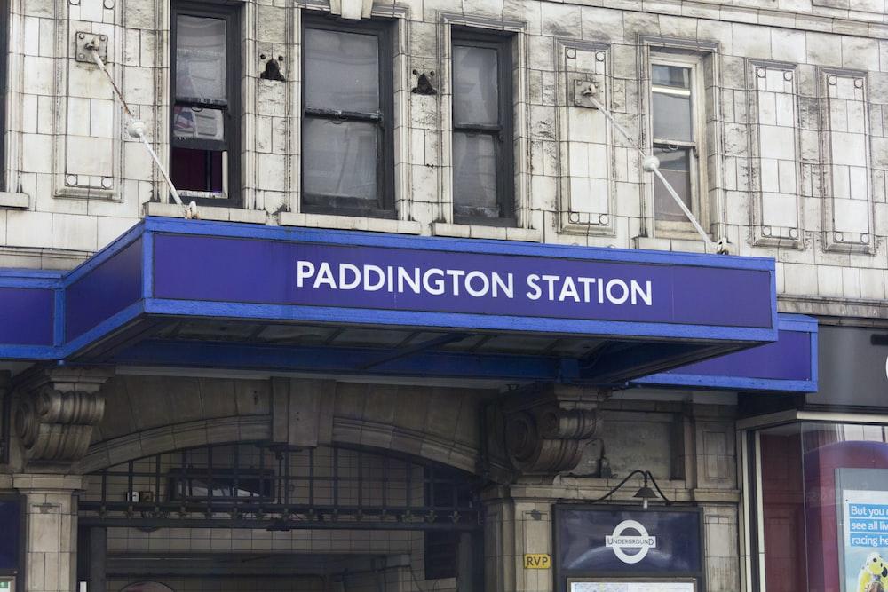 Paddington Station, London | HD photo by Neil Martin
