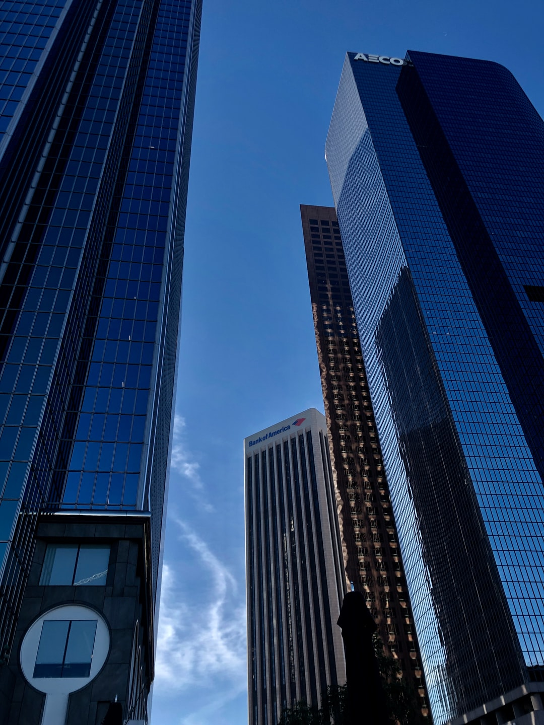 One of my absolute favorite photos of downtown Los Angeles.  Just understanding the capture of those buildings, along with the perfect day, made this picture come together.  It was one of the perfect shots that came about.