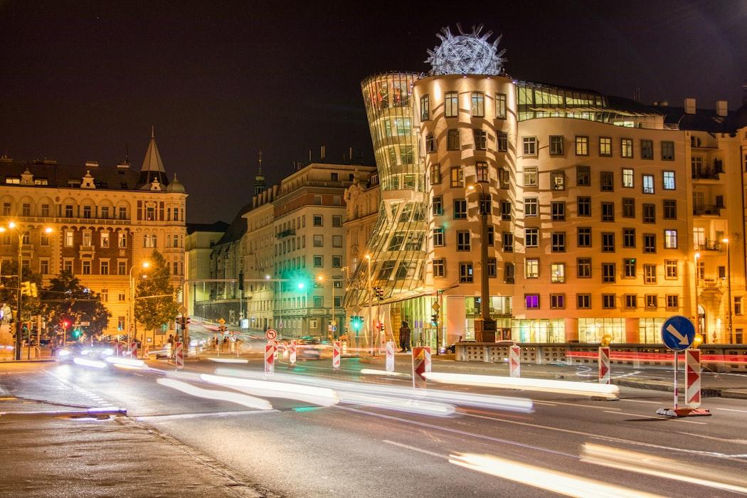 Nightlife in Europe  - Prague