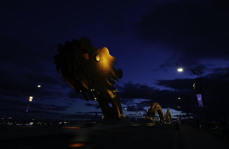 Nightlife in Koh Nang Yuan island