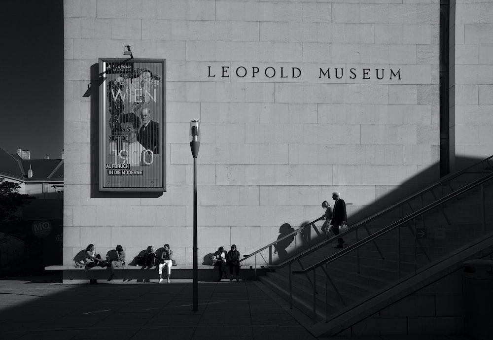 Leopold Museum building