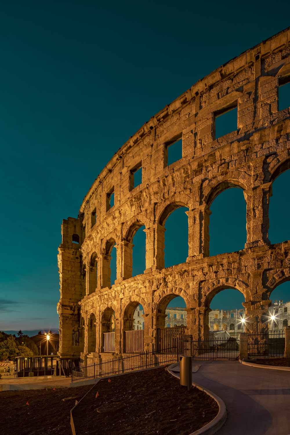 photography of brown ruin Colosseum during daytime