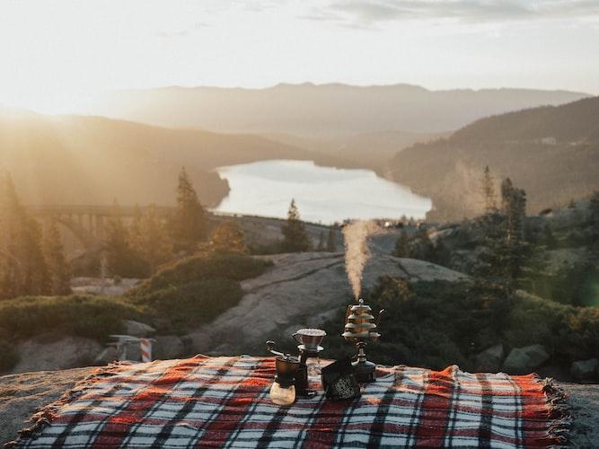 sunrise picnic