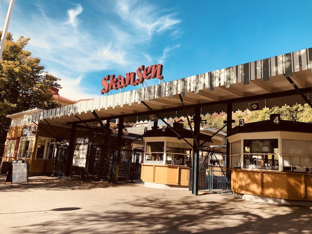Skansen theme park