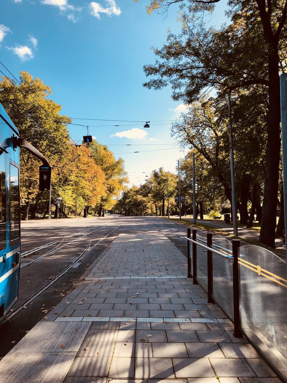 empty pavement