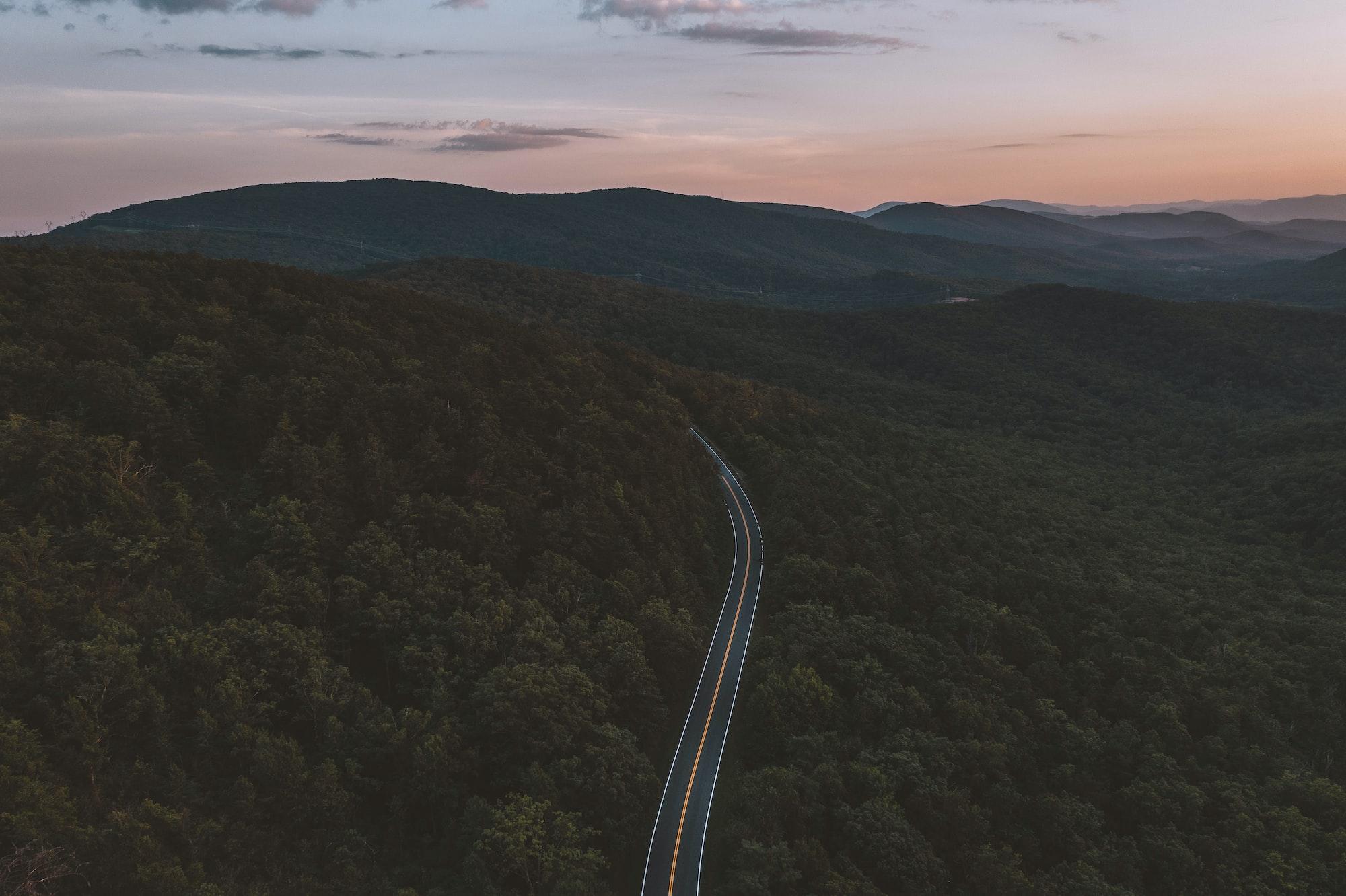 Shenandoah National Park in Virginia home exchange