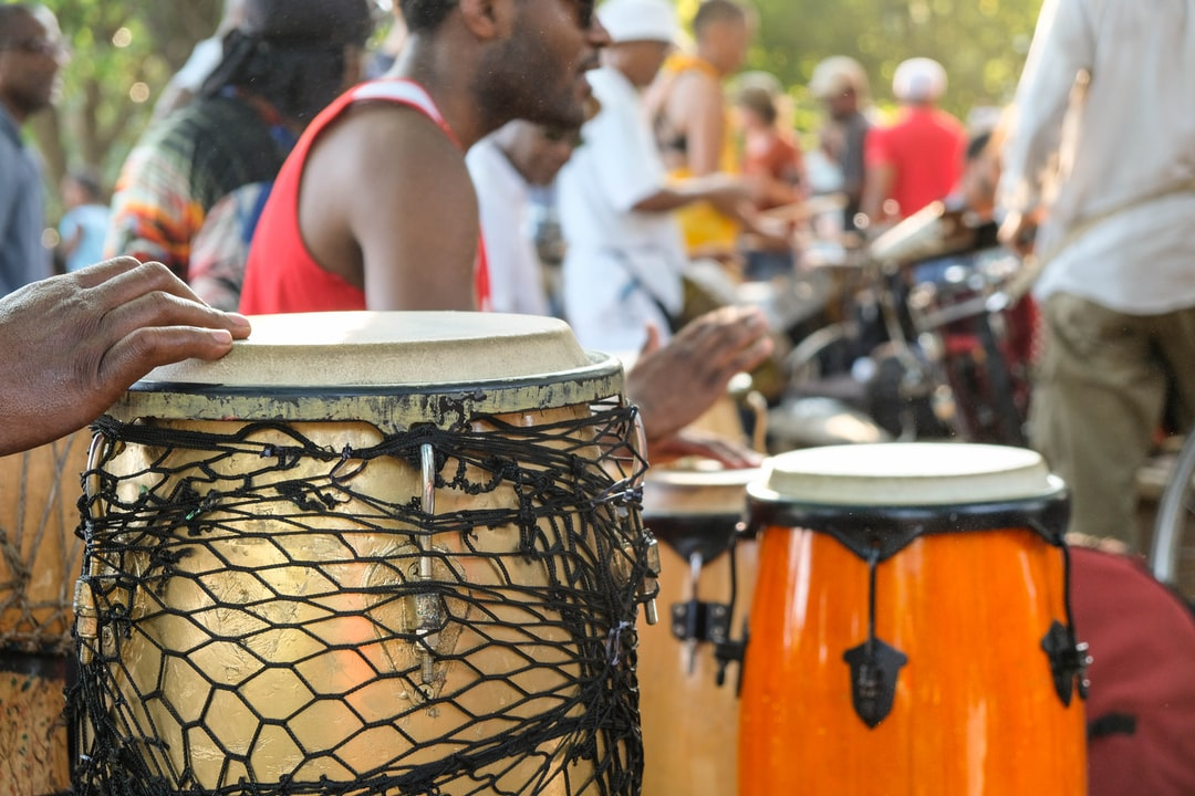 The Sunday drum circle at Merdian Hill/Malcolm X Park is a 40 year tradition that I finally got to check out today. Nothing but smiles, movement, and kindness. August 2019   Washington, D.C.   Sara Cottle