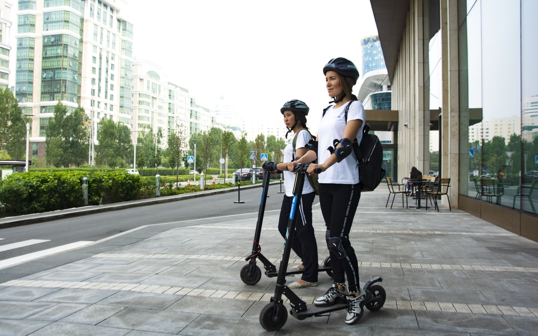 An e-scooter trial in the UK was halted five days in after locals complained about riders weaving through traffic