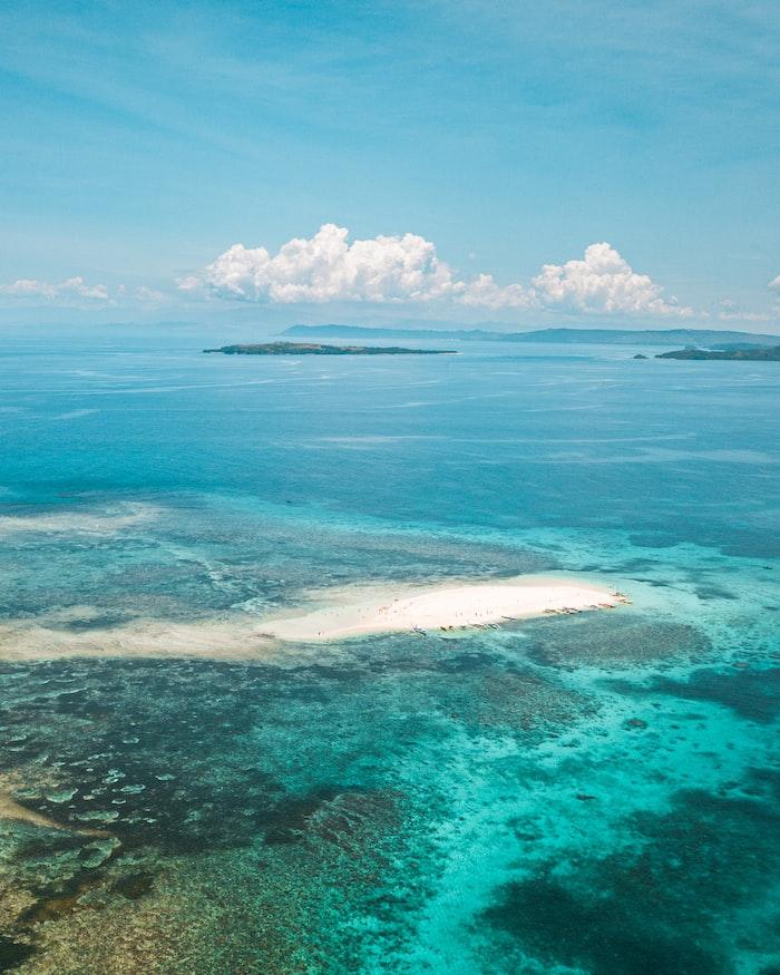 Siargao, Naked island, Philippines