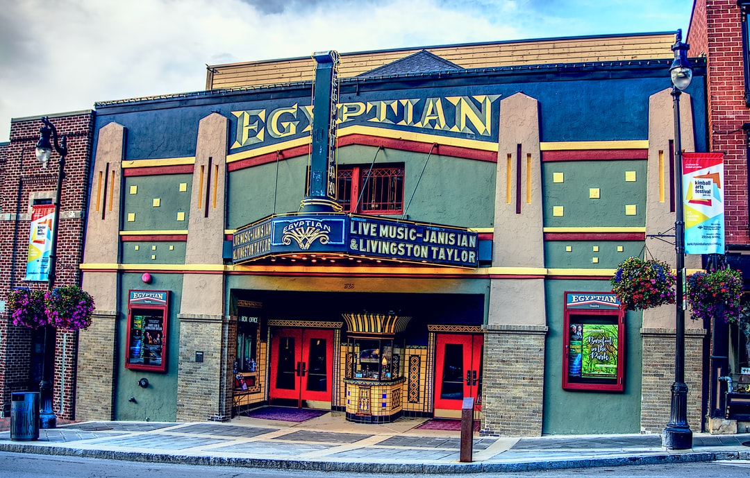 The Egyptian Theatre in Park City, Utah has been a focal point of Main Street for decades.