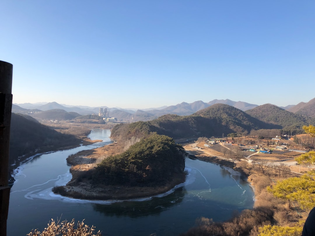 It is a place called Yeongwol in Korea.