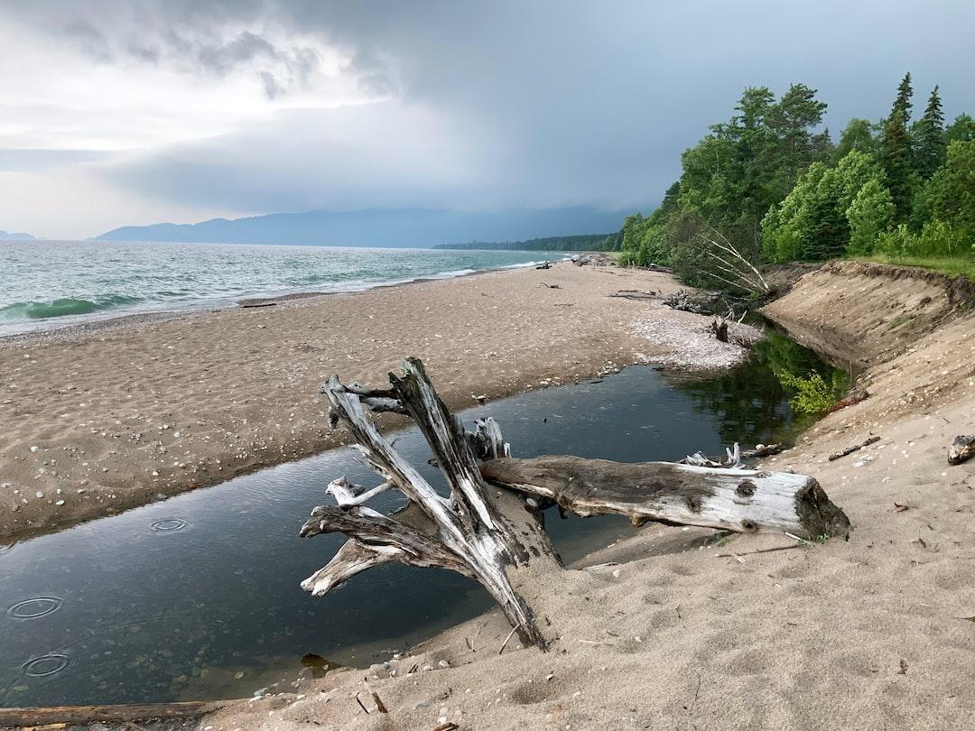 """""""Agawa Bay, Lake Superior; Ontario, Canada"""""""