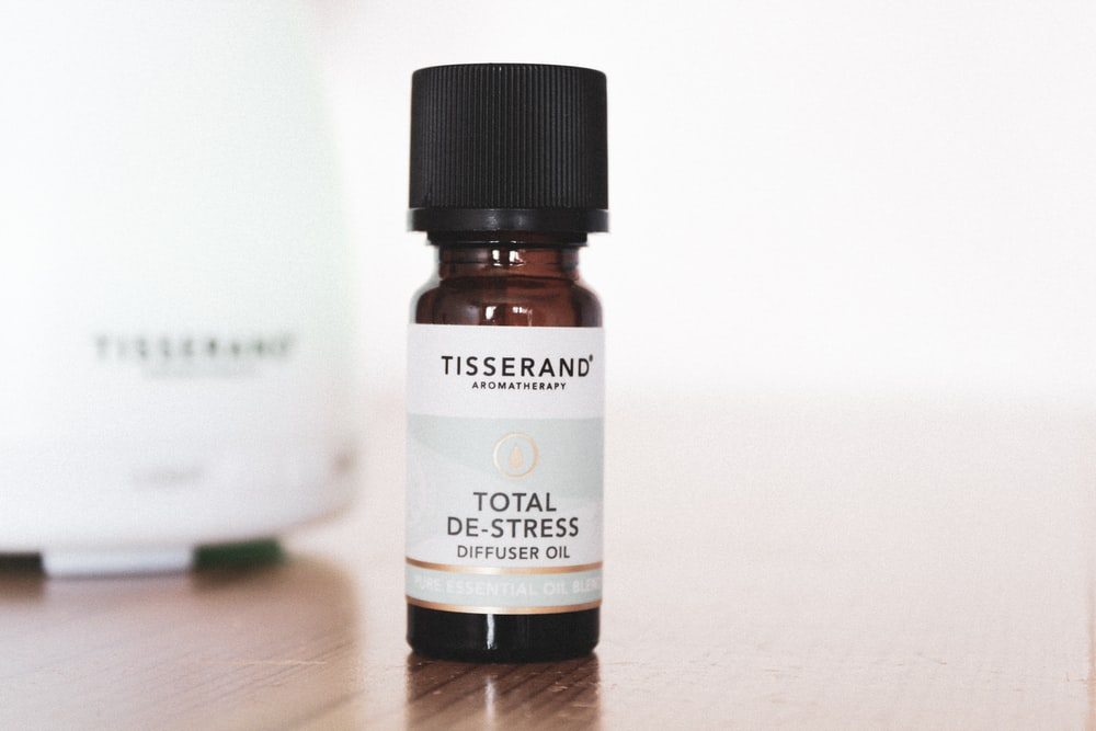 Tisserano Total De Stress bottle