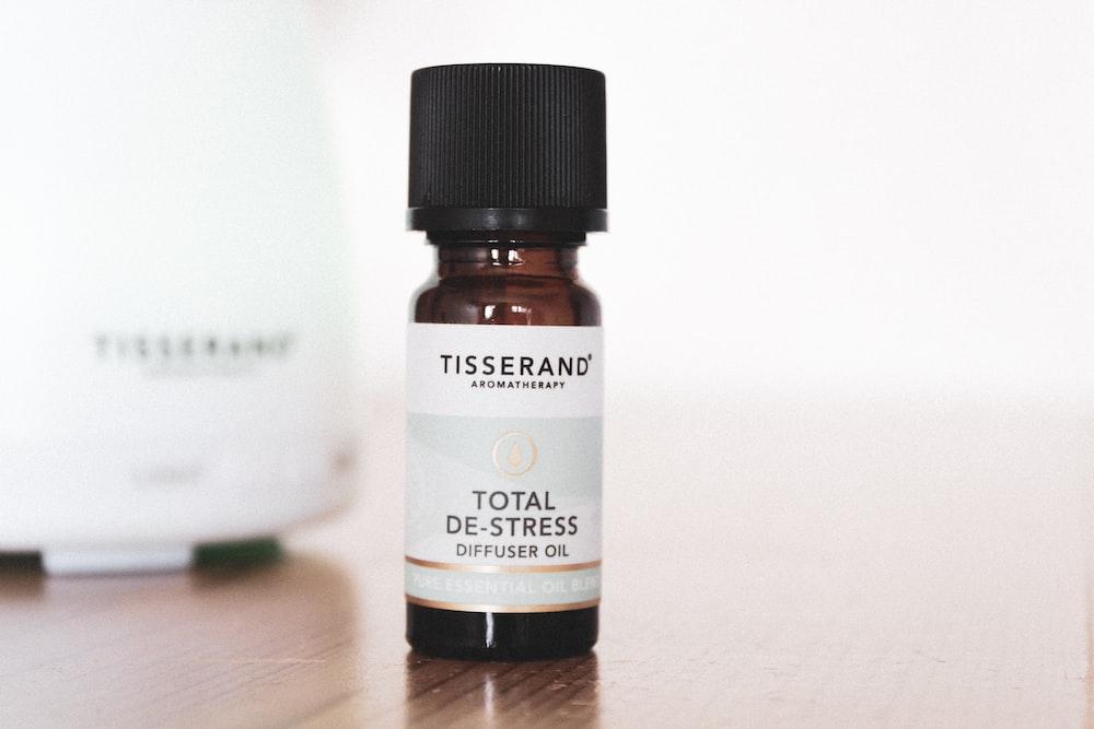 Tisserano Total De Stress bottle