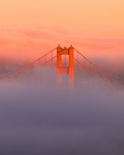 Summer Fog of San Francisco