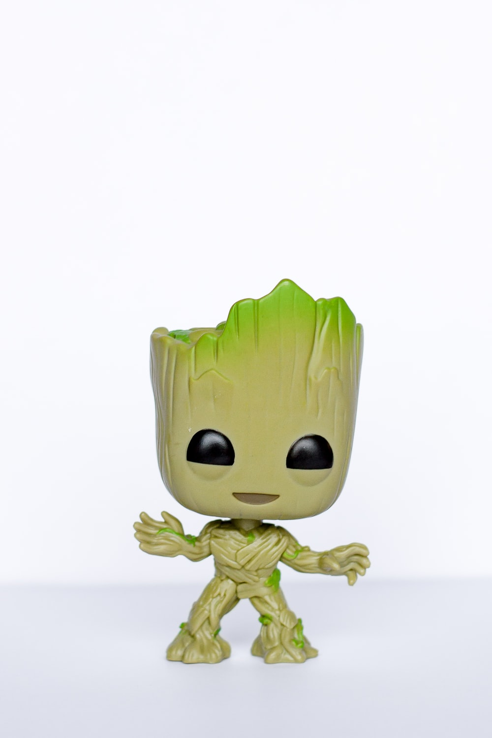 figurine of Baby Groot