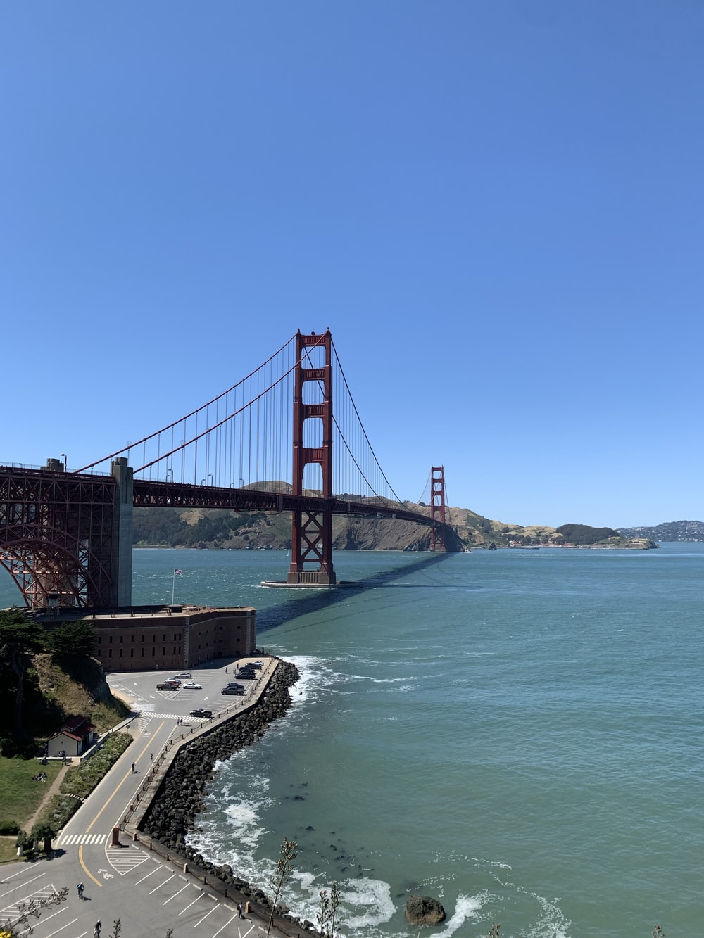 Golden Gate Bridge in San Francisco during daytime