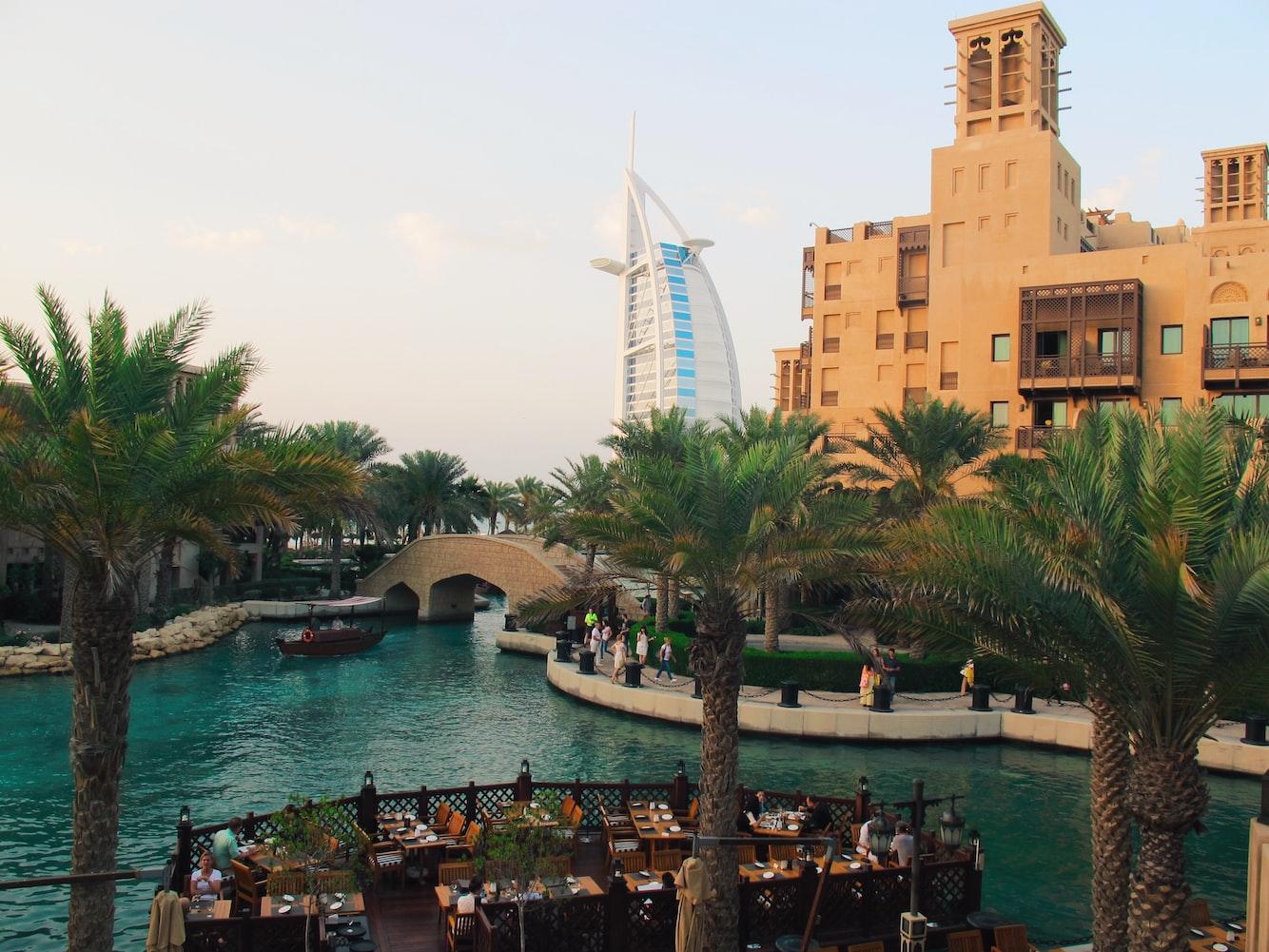 Hotel  near burj al arab