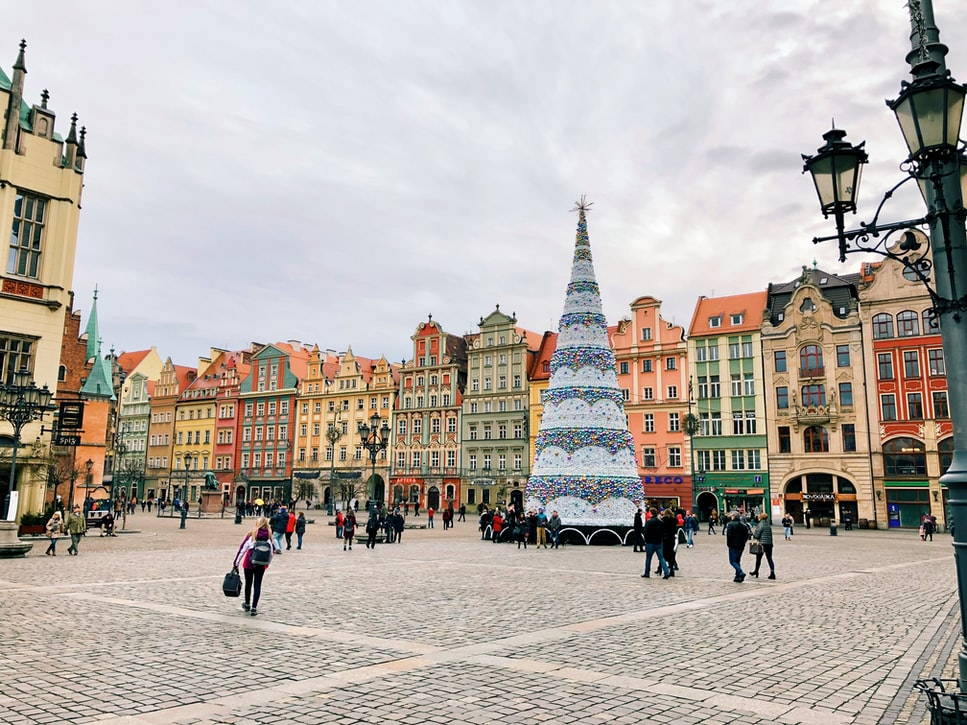 Christmas in Wroclaw