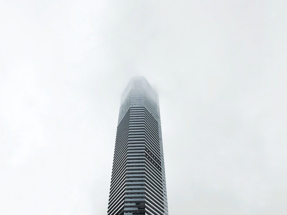 gray tower building photo