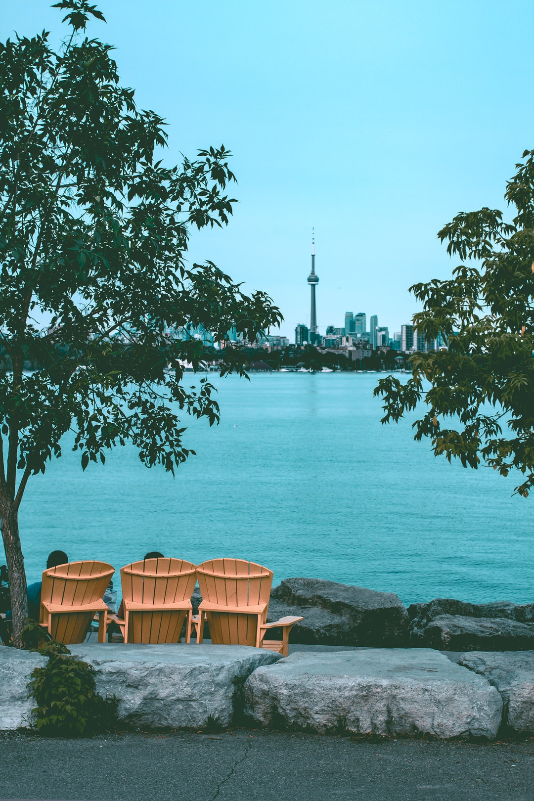 Toronto views.
