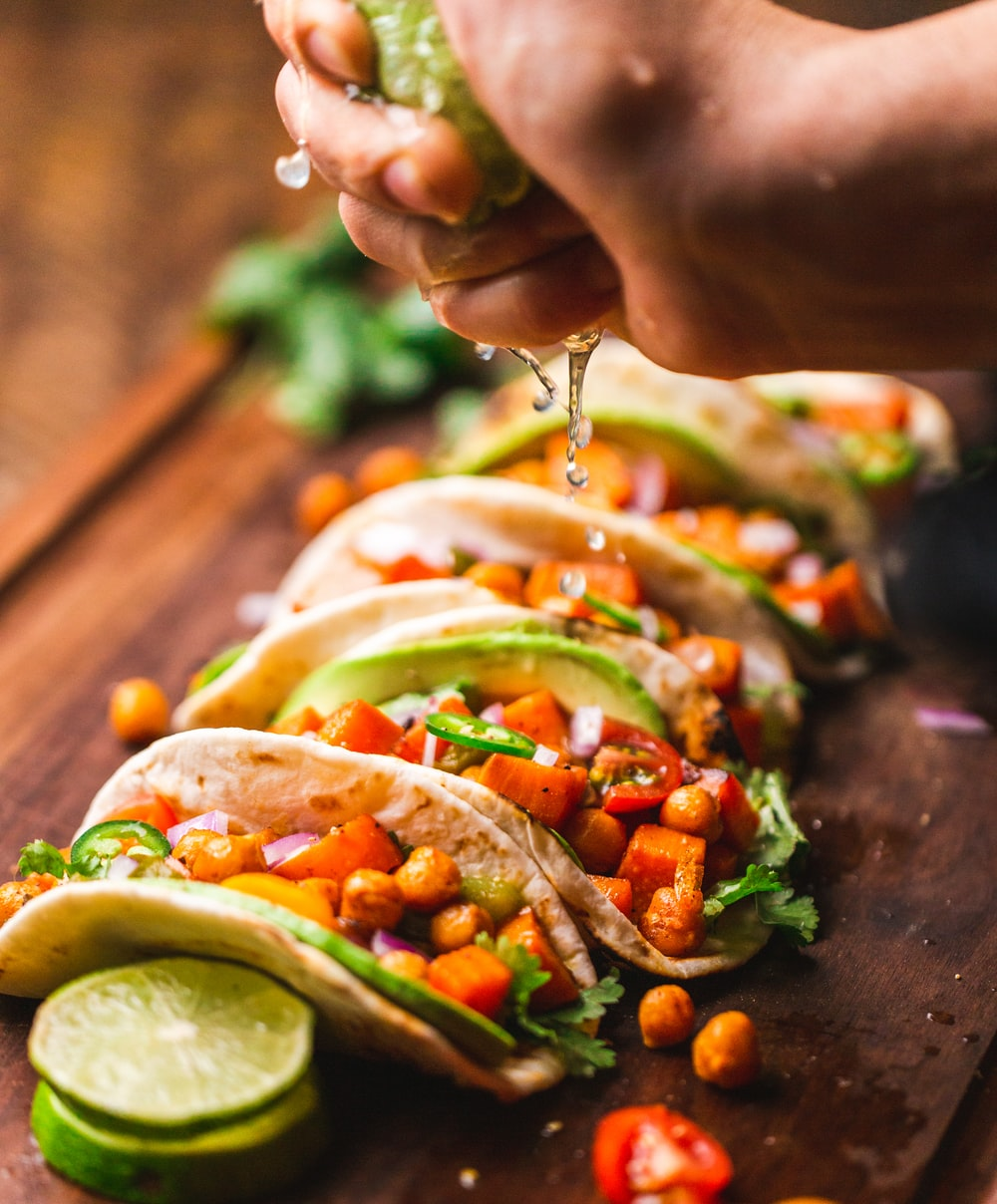 cooked tacos