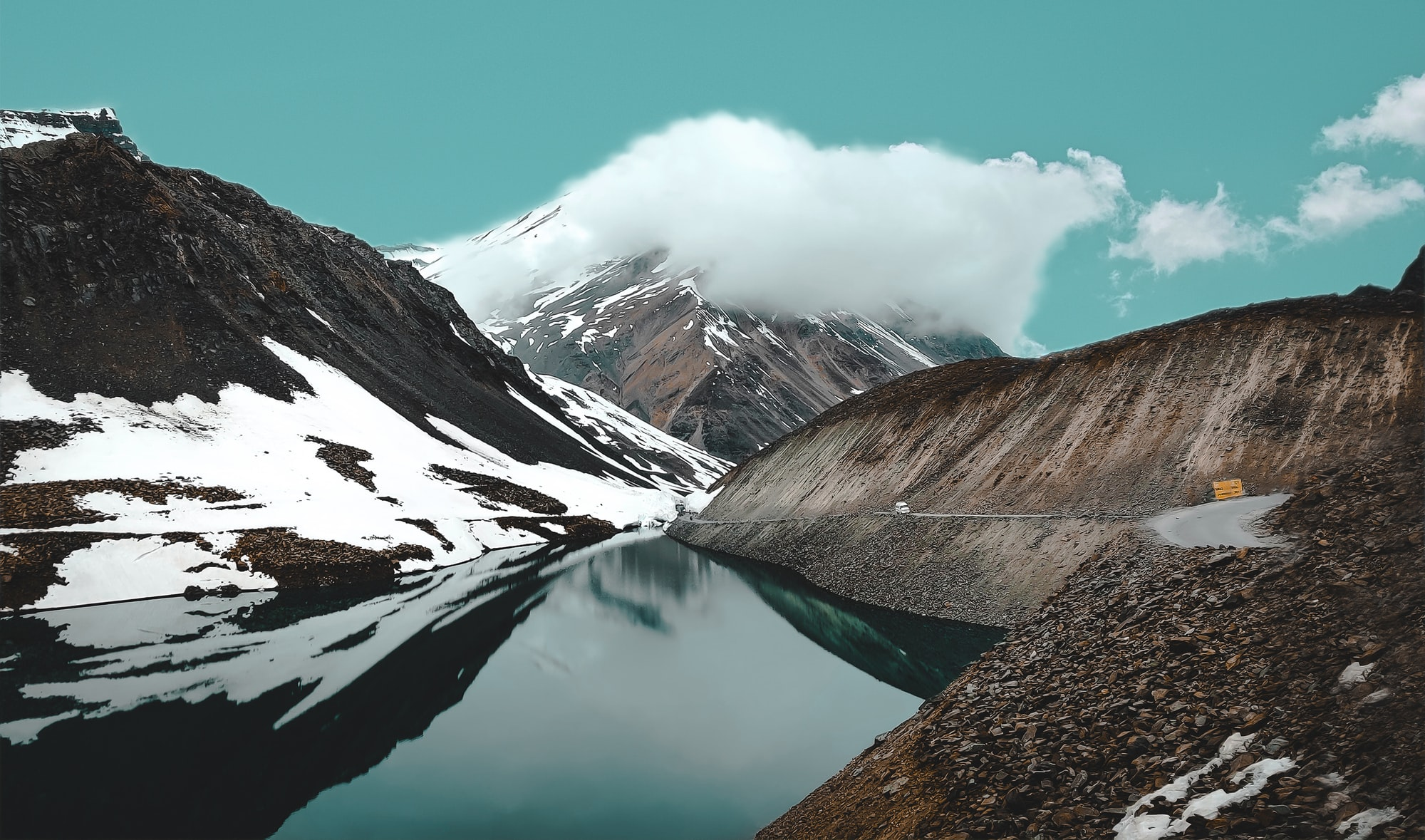 - Suraj Tal – Lake of the Sun God  - The Suraj Tal Lake in the Lahaul and Spiti district of Himachal Pradesh is one of the most enthralling and amazingly beautiful lakes in the country - Suraj Tal Lake is located close to Baralacha Pass