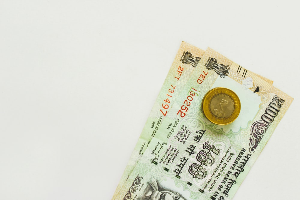100 Indian rupee banknote