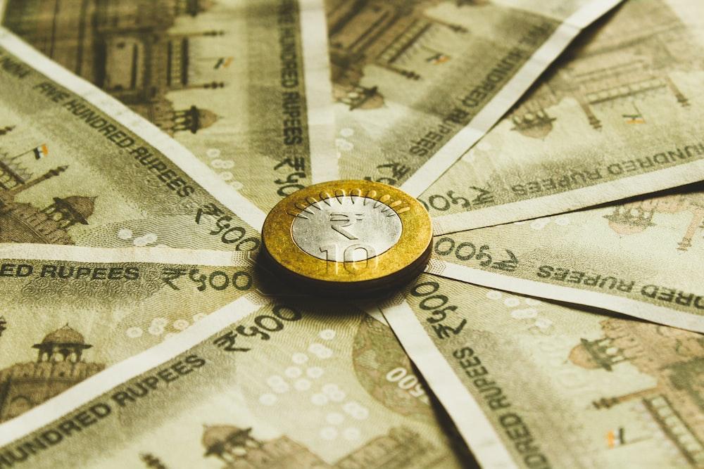 500 Indian rupee banknotes