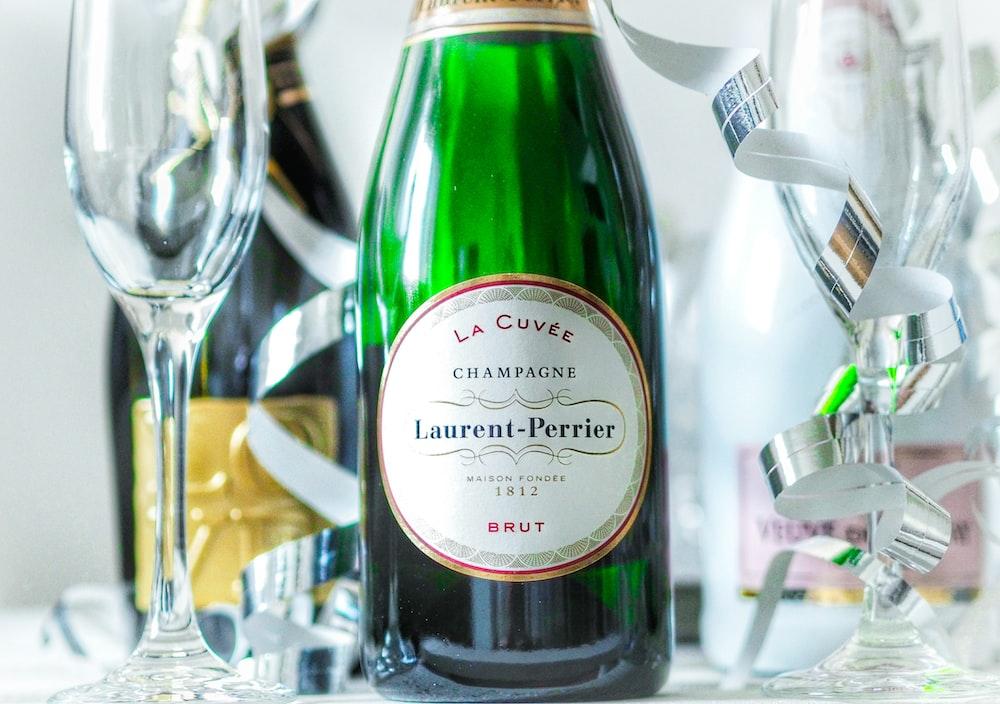 La Cuvee Laurent-Perrier Brut